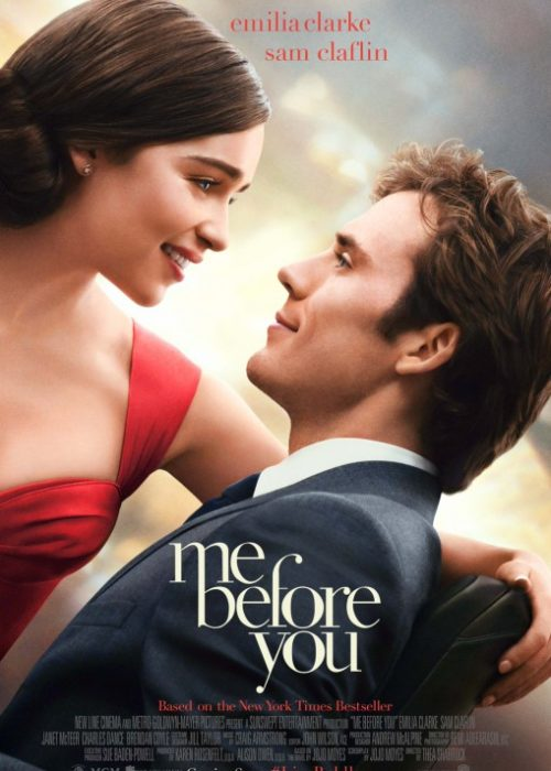Me Before You Product Placement Movie