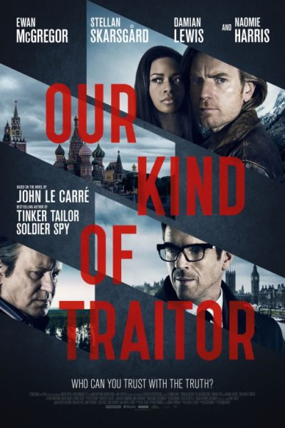 Our Kind Of Traitor Movie Product Placement JBAW