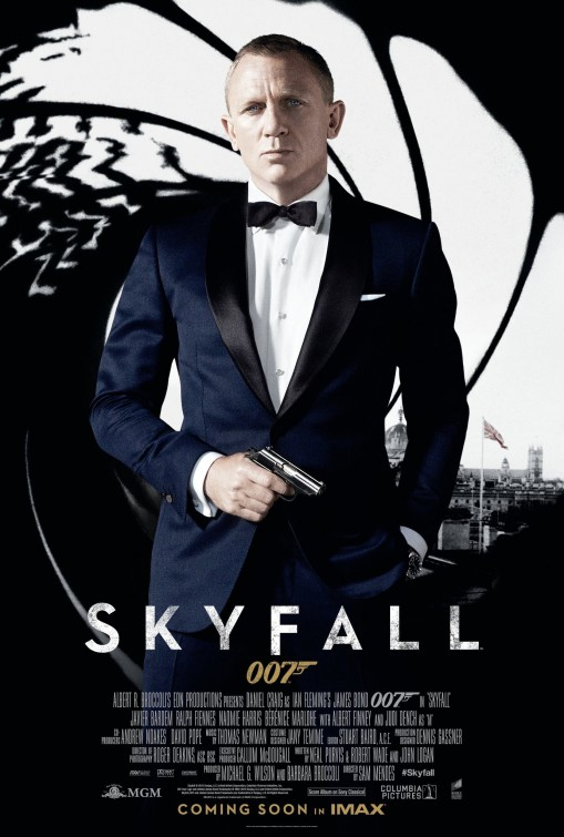 Skyfall Movie Product Placement