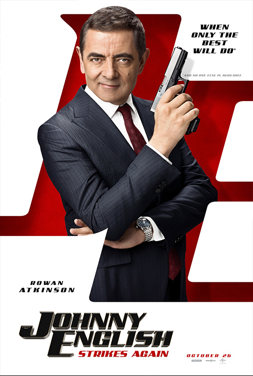 Product Placement for Johnny English Strikes Again Hyundai